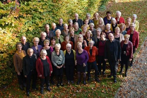 Het gemengd koor is opgericht op 18 februari 2004 en heeft leden uit Huissen en verre omgeving.